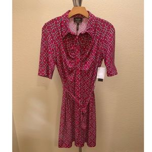 Laundry by Shelli Segal size 8 petite dress